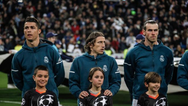 Cristiano Ronaldo and Gareth Bale transfer rumors