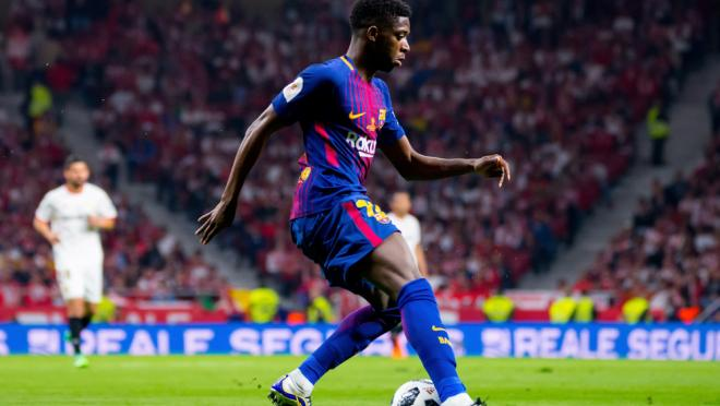Next Lionel Messi is Ousmane Dembele