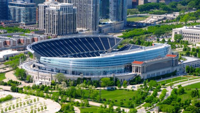 Chicago Fire Soldier Field Return