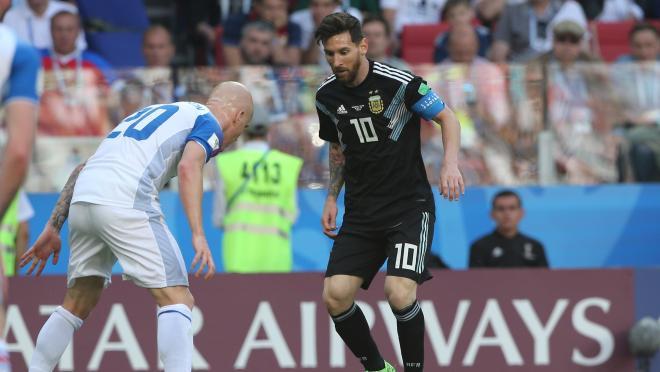 Lionel Messi Argentina retirement