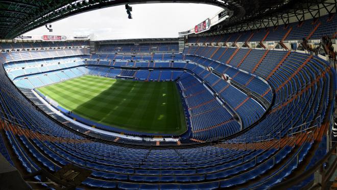 Real Madrid average attendance