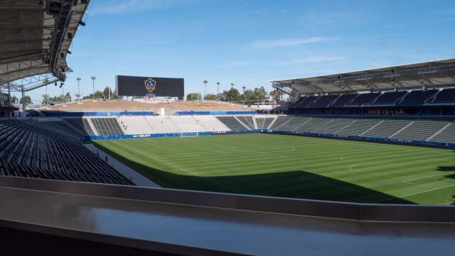 NWSL team in Los Angeles