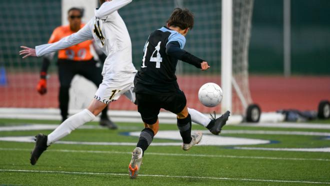 Michigan Soccer Player 16 goals