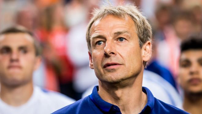 Jurgen Klinsmann coaching career