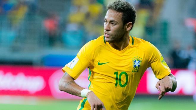 Neymar goal vs Austria
