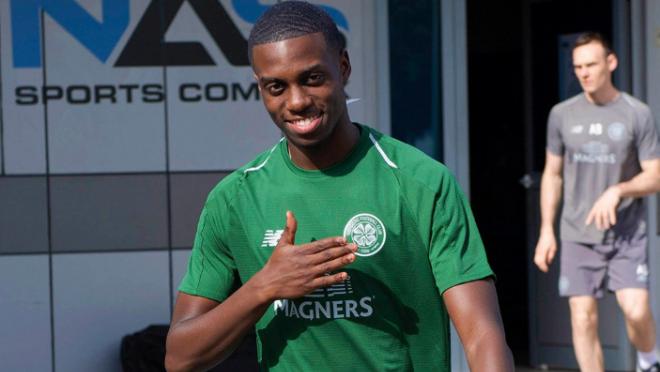 Tim Weah Celtic loan