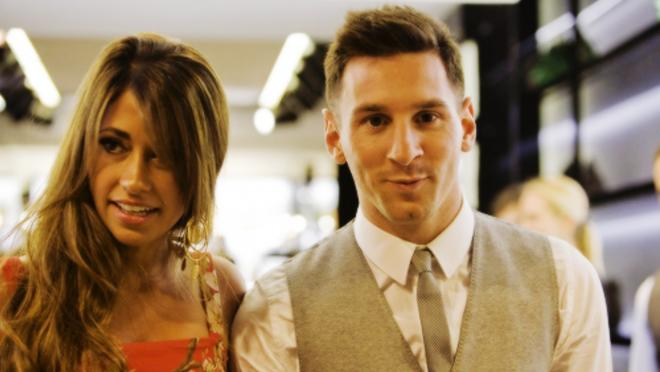 Lionel Messi fashion