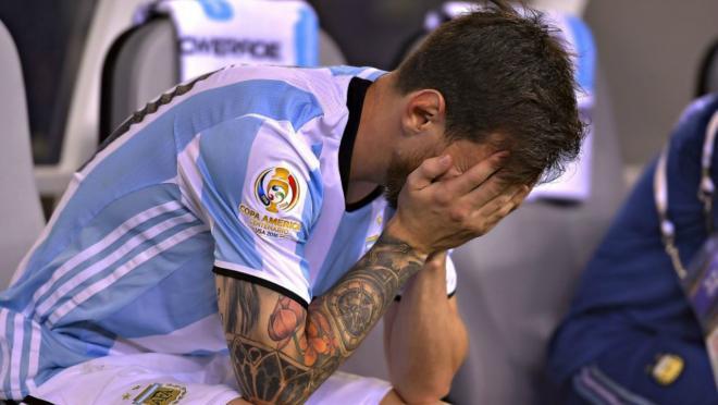 Lionel Messi and Argentina