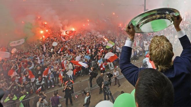 Dirk Kuyt's Feyenoord triumph