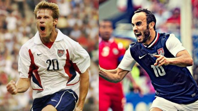 The USMNT All-Time World Cup Starting XI
