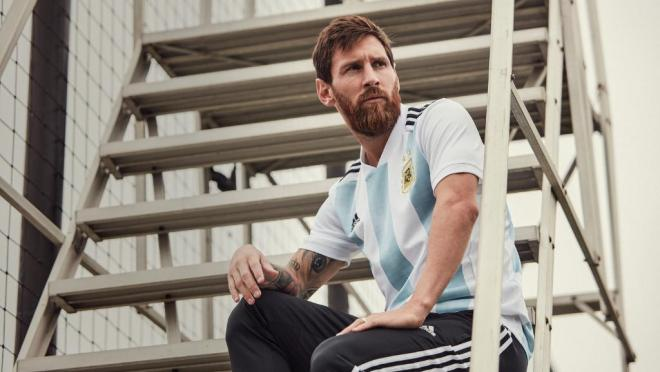 World Cup Gifts - adidas Argentina 2018 Jersey