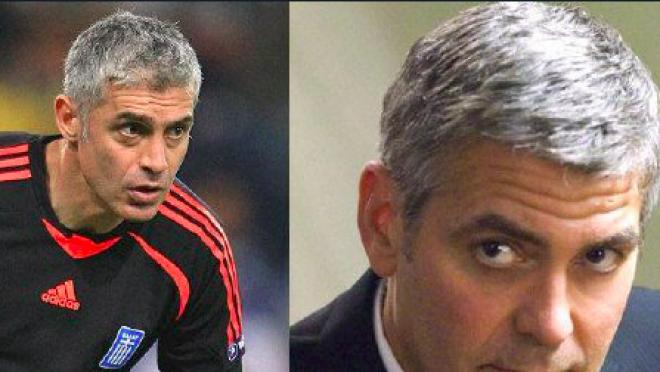 Footballer Celebrity Doppelgängers