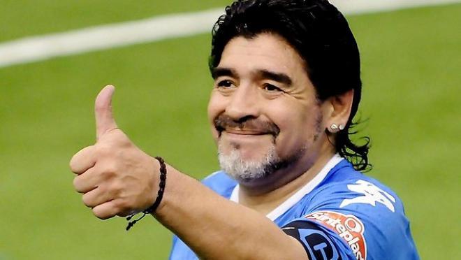 Maradona mullet