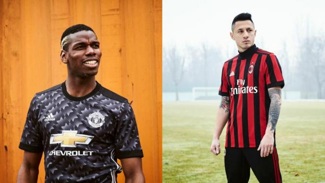 Best 2017-18 football kits