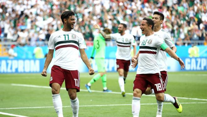 Carlos Vela Mexico National Team