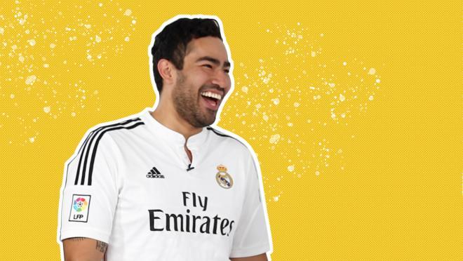 A Real Madrid Fan Reviews A Barcelona Jersey