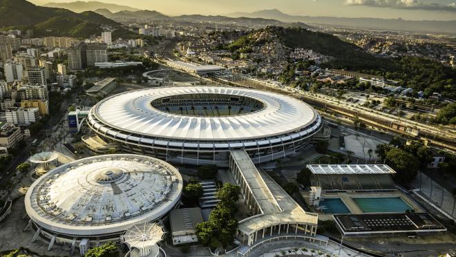 Rio de Janeiro and the Maracana