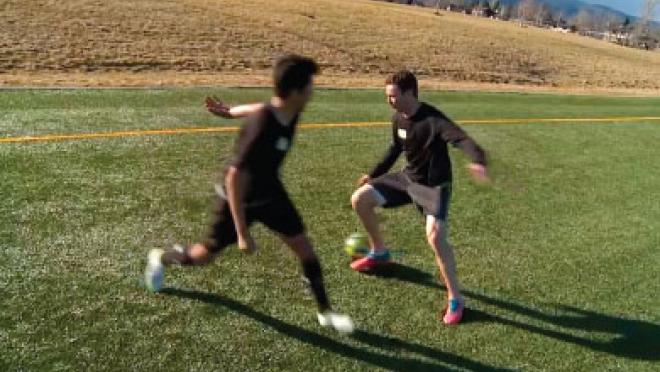 Rivelino Soccer Skills Video