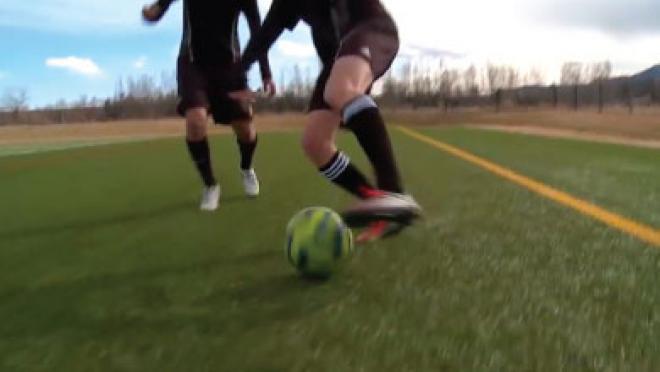 Beardsley Soccer Skills Video