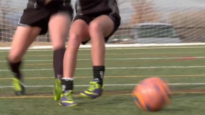 Turning With Outside Of Foot Skills Video