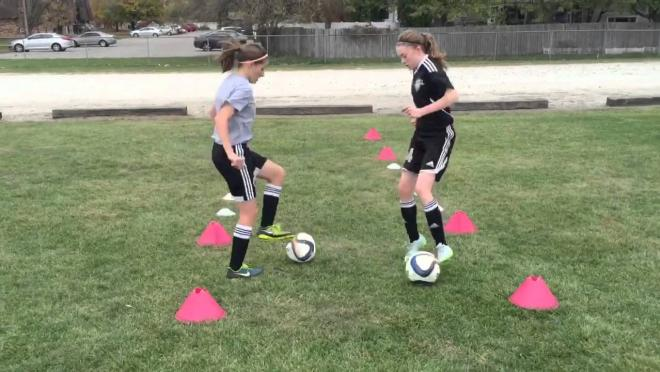 Footwork Drill