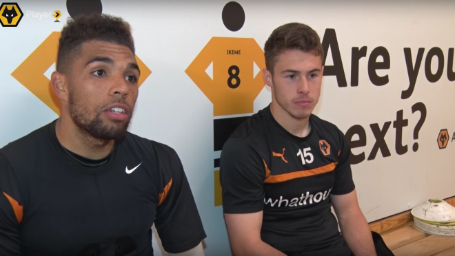 Wolves Academy Players Nutrition