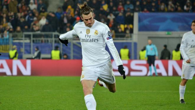 Gareth Bale Knuckleball