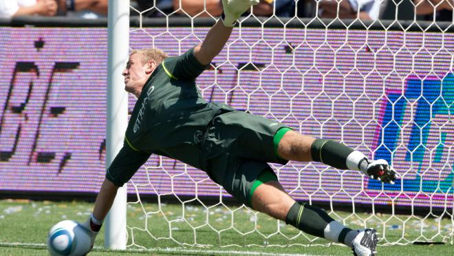 Joe Hart Low Save
