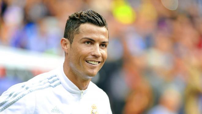 Ronaldo Pre Match