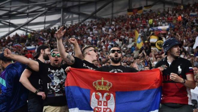 Serbian Ultras