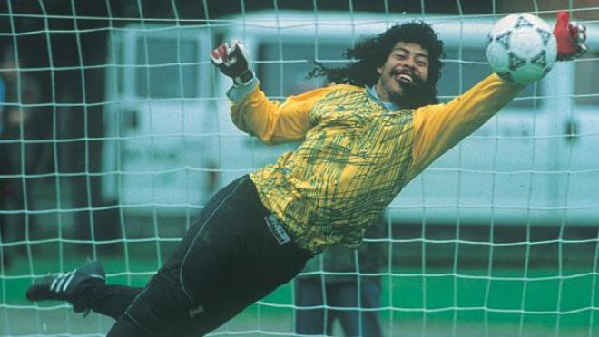 Rene Higuita Is El Loco