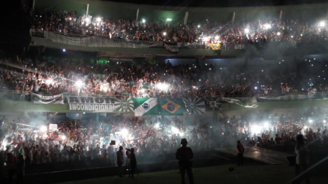 Chapecoense Tribute 2nd Leg Copa Sudamericana