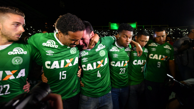 Chapecoense surviving members