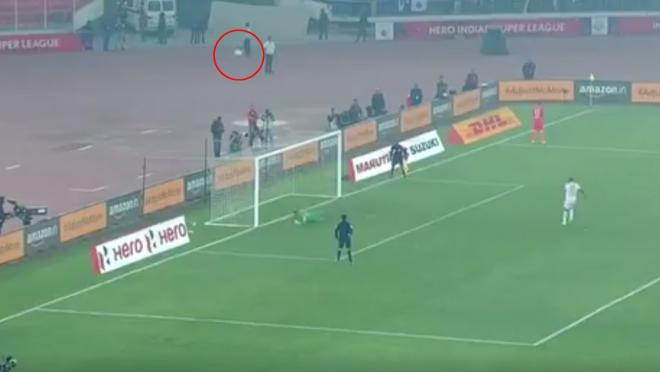 Florent Malouda Has The Worst PK Miss Of All Time