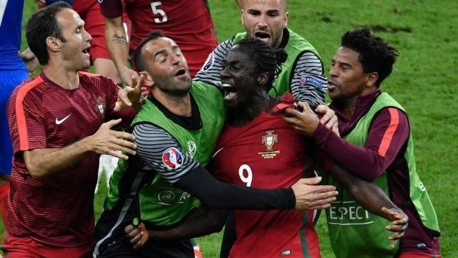 Eder Goal vs France in Euro Cup 2016
