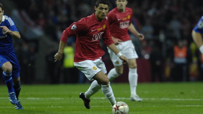 Cristiano Ronaldo 500 Club Goals