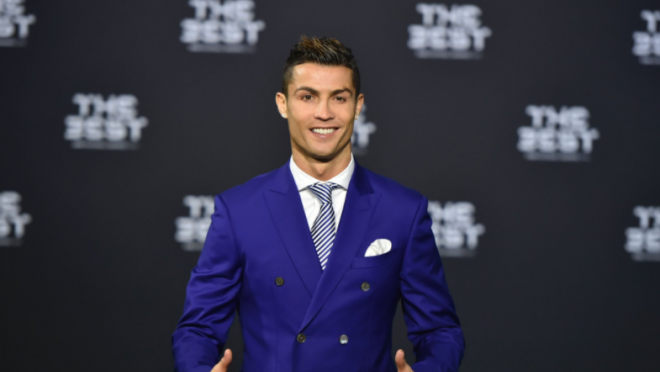 Cristiano Ronaldo FIFA Player Of The Year Acceptance Speech