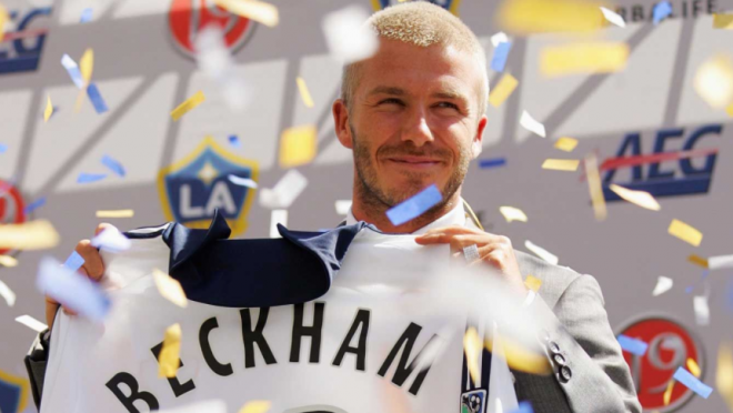 Every goal David Beckham scored for the LA Galaxy