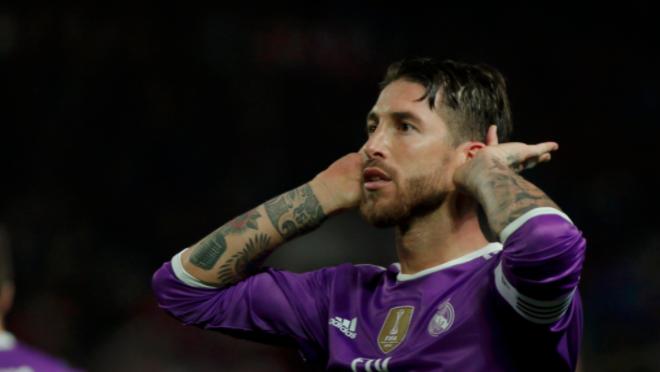 Sevilla Fans Were Not Happy With Sergio Ramos