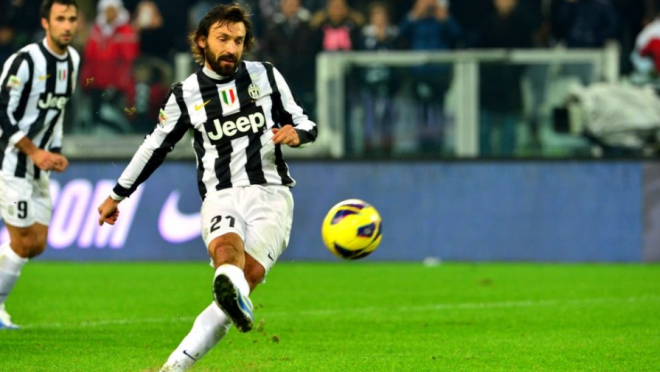 Every Serie A Free kick goal scored by Andrea Pirlo