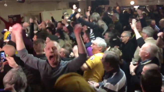 Sutton United Fans React to drawing Arsenal