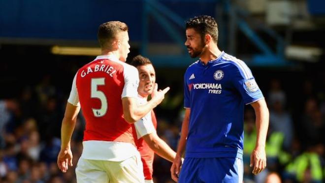 Arsenal vs Chelsea Rivalry fights
