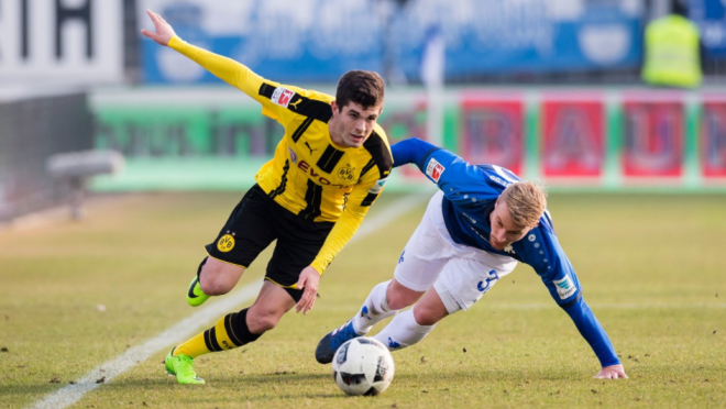 Christian Pulisic's rise in the sport of soccer Vice Sports