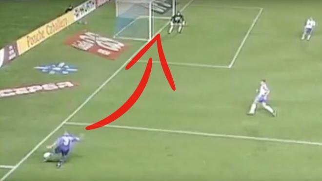 Roberto Carlos goal vs Tenerife