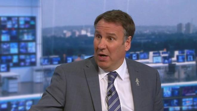 Paul Merson Reaction to Man City Winning EPL Title