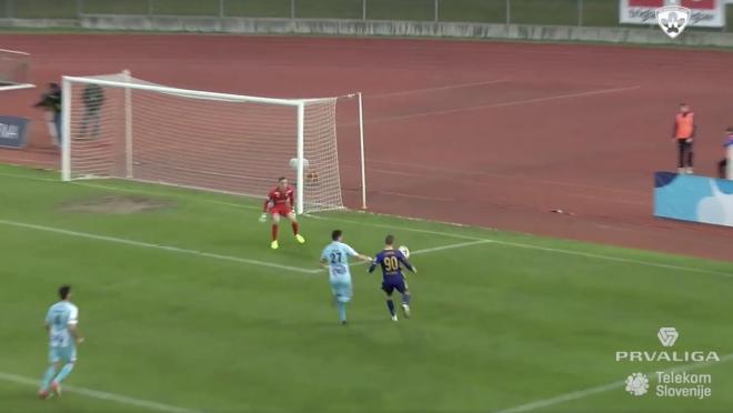 Son of Slovenian Legend's Goal