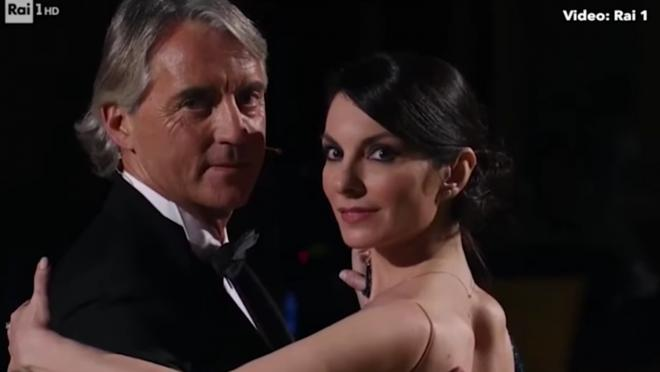 Roberto Mancini Dancing With The Stars