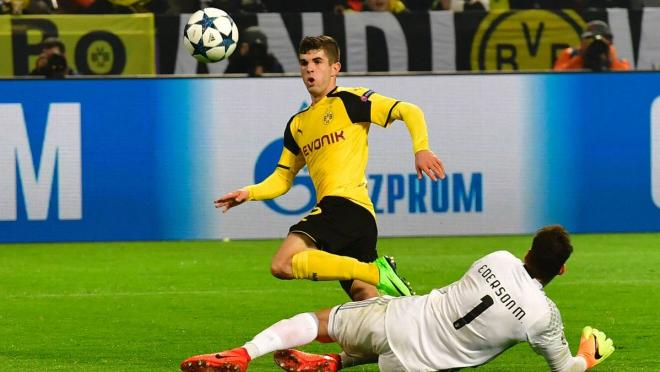 Questions with Pulisic