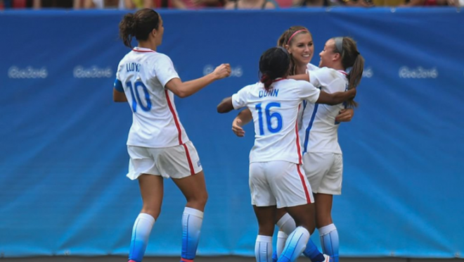 50 Goals for the USWNT by Alex Morgan