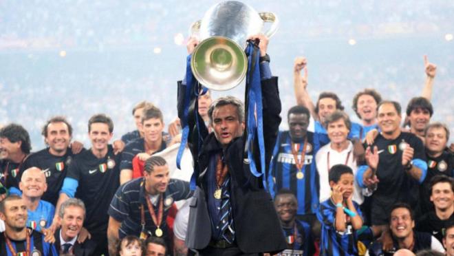 Jose Mourinho Inter Milan Tactics
